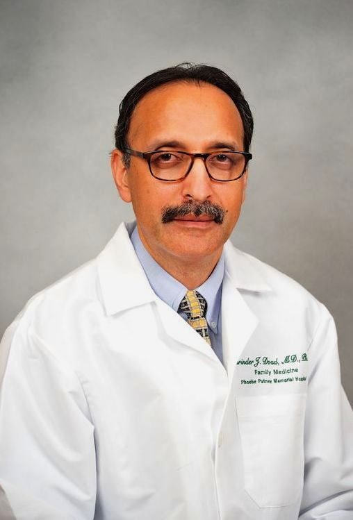 Photo of Gurinder Jit Singh Doad, MD